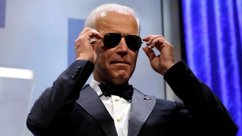 Joe Biden wins U.S. presidential election