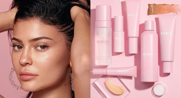 Kylie Jenner launches skincare line, Kylie Skin