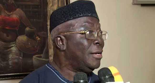 Tinubu not speaking against herders so he doesn't offend Buhari – Adebanjo