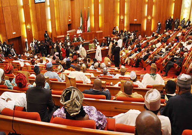 Senate passes harmonized PIB bill with 3% allocation to oil communities despite protests