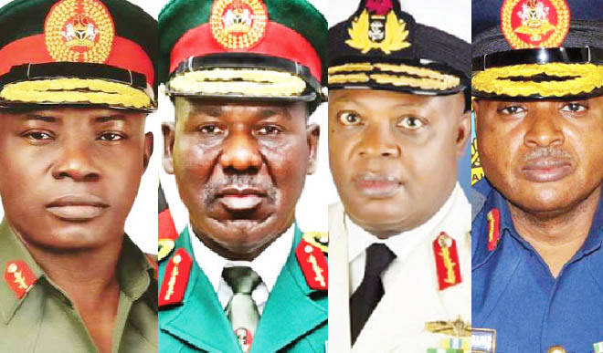 Service Chiefs: Save Nigeria from diplomatic embarrassment – Reno Omokri urges NASS