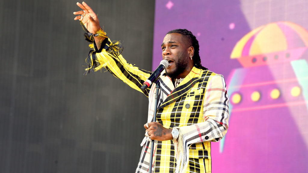 Nigerians now love me because the rest of the world does – Burna Boy