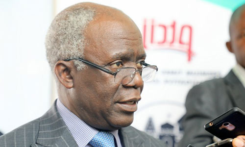 Buhari breaking the law for not terminating services of security chiefs – Falana