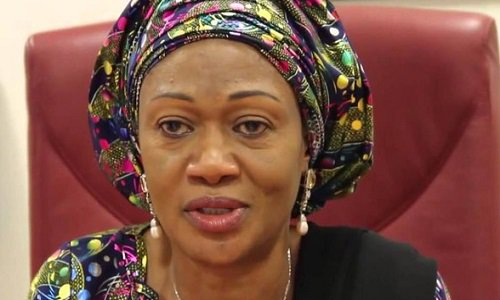 Nigerians knock Remi Tinubu for chastising APC senator who criticised Buhari over insecurity