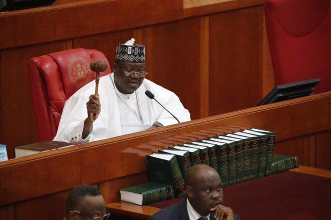 Senate president blames Saraki for Buhari's failure