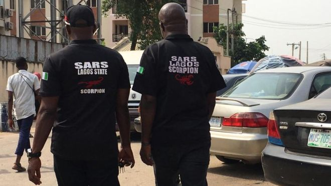 How SARS tortured me with hot iron for N500,000 bribe – Petitioner