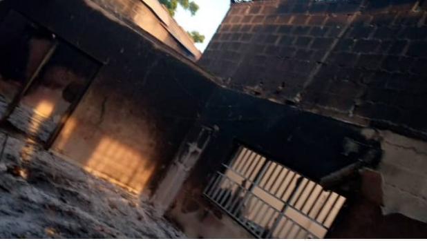 Boko Haram hits Borno town, destroy houses, INEC office