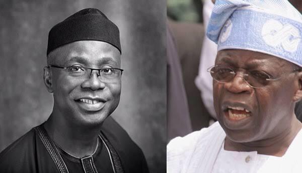 'How Tinubu installed Fayemi, Aregbesola, Amosun, Ajimobi with Alpha Beta loot,' Tunde Bakare alleges