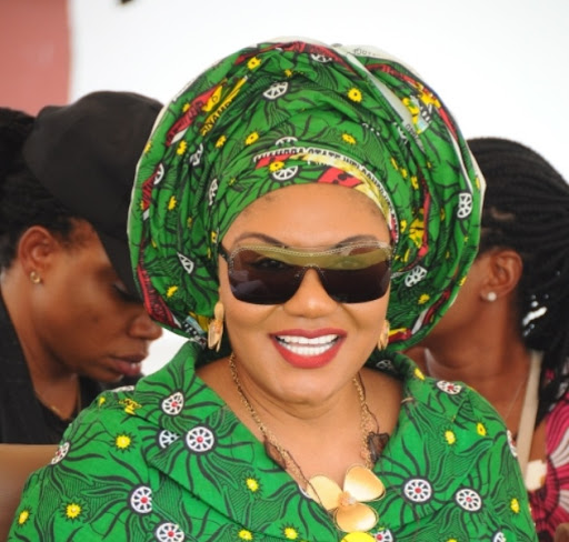 Anambra 1st lady, Ebele Obiano and her love for expensive sunglasses