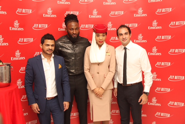 Emirates holds first wine tasting event in Nigeria