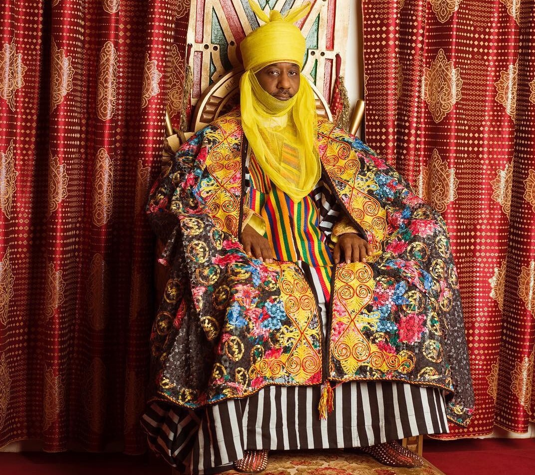 Dethroned Emir, Sanusi Lamido and his stylish, expensive shoe game