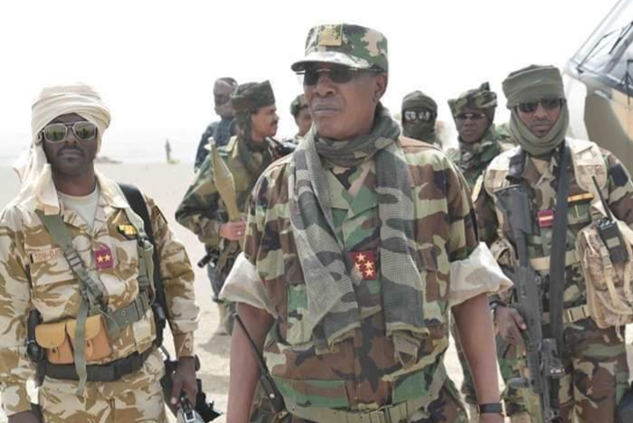 President Idriss Déby of Chad killed in battle with rebels