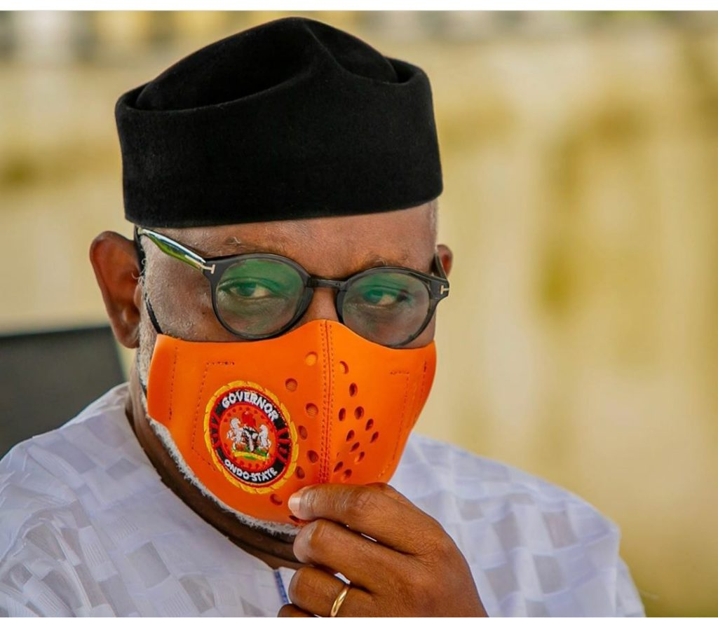 Justify source, use of funds in frozen accounts – Akeredolu to #Endsars campaigners