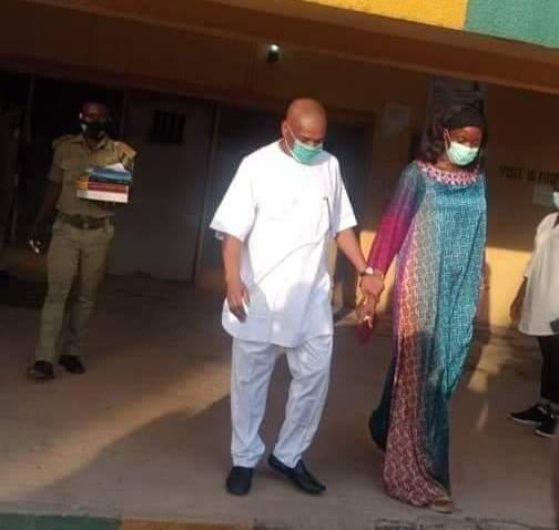 Just in: Kuje prison, Abuja releases Orji Uzor Kalu