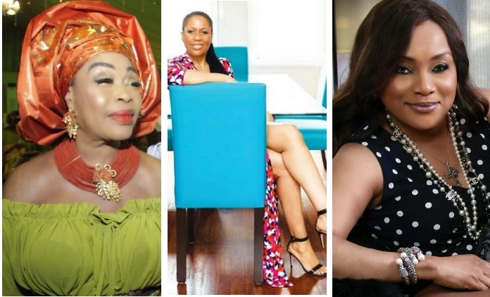 10 wealthy Lagos society widows who have gone into oblivion