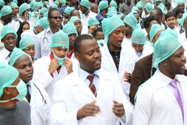 NARD orders COVID-19 doctors to join strike, threatens N5m fine