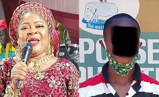 Blackmailer reveals how he got nude pictures of Salawa Abeni