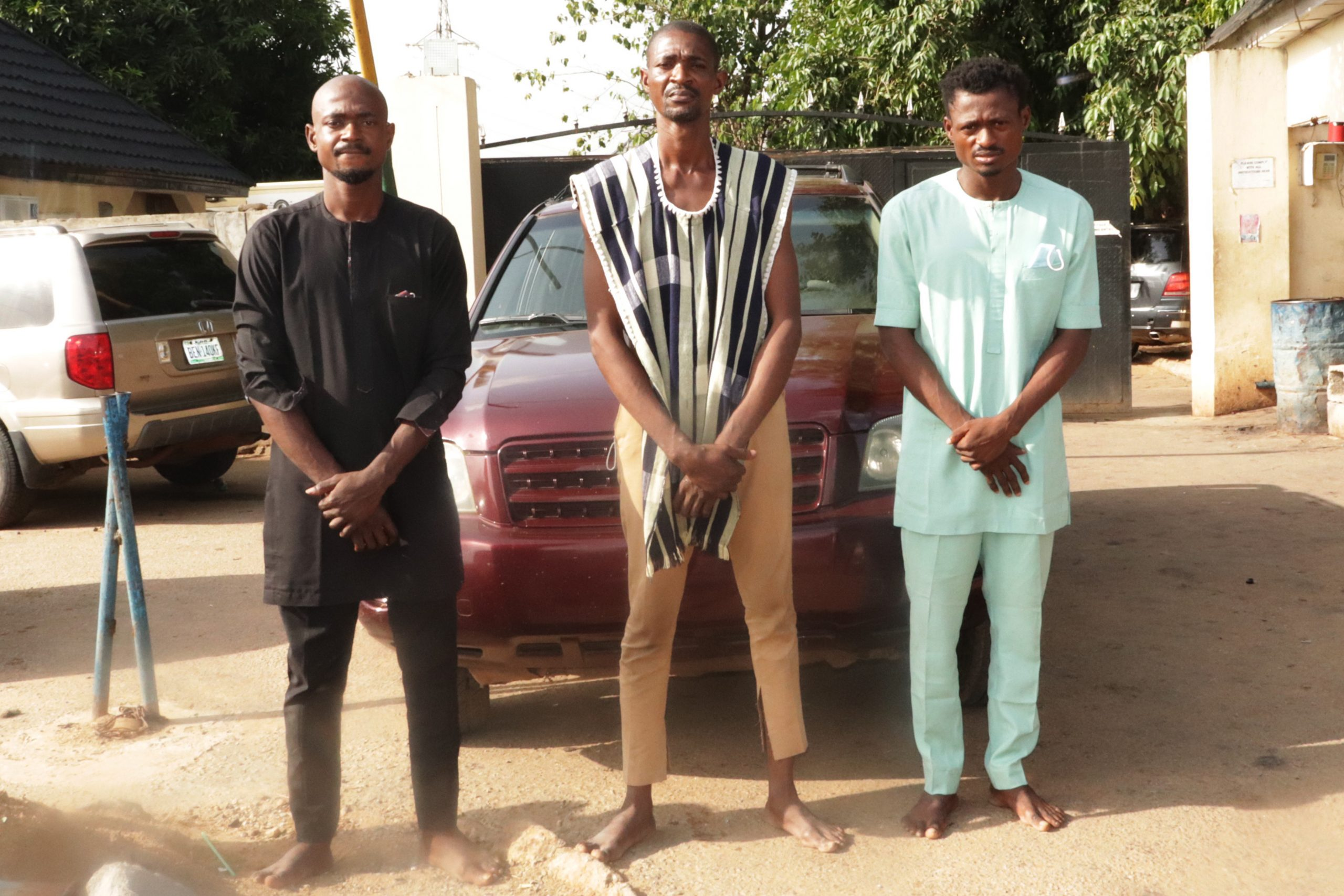 How 3 brothers lured Abuja-based widow through Facebook, murdered her