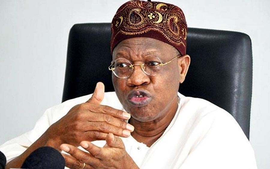 Advertising bodies tackle Lai Mohammed over N100k fine on foreign produced adverts