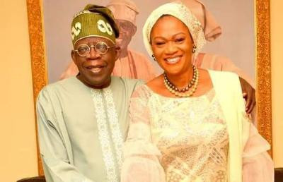 Traumatic experience of living in exile in US led me to Christ – Tinubu