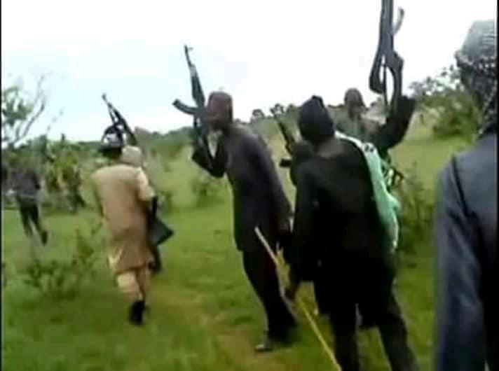 Breaking: Gunmen abduct over 200 schoolgirls in Zamfara State