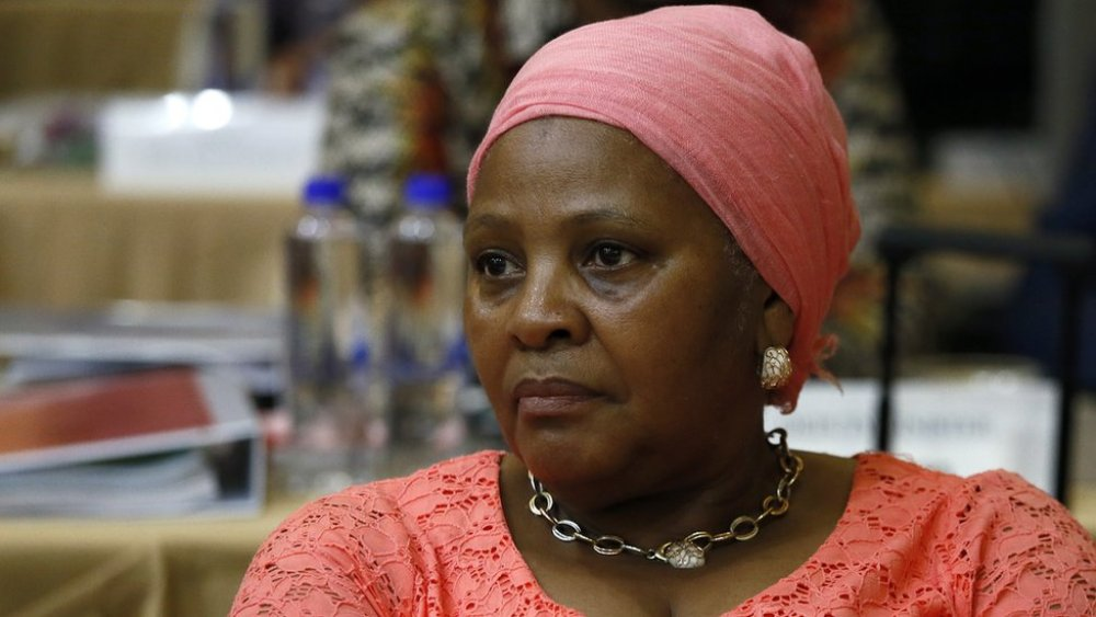 SA president cuts minister's salary over misuse of air force plane
