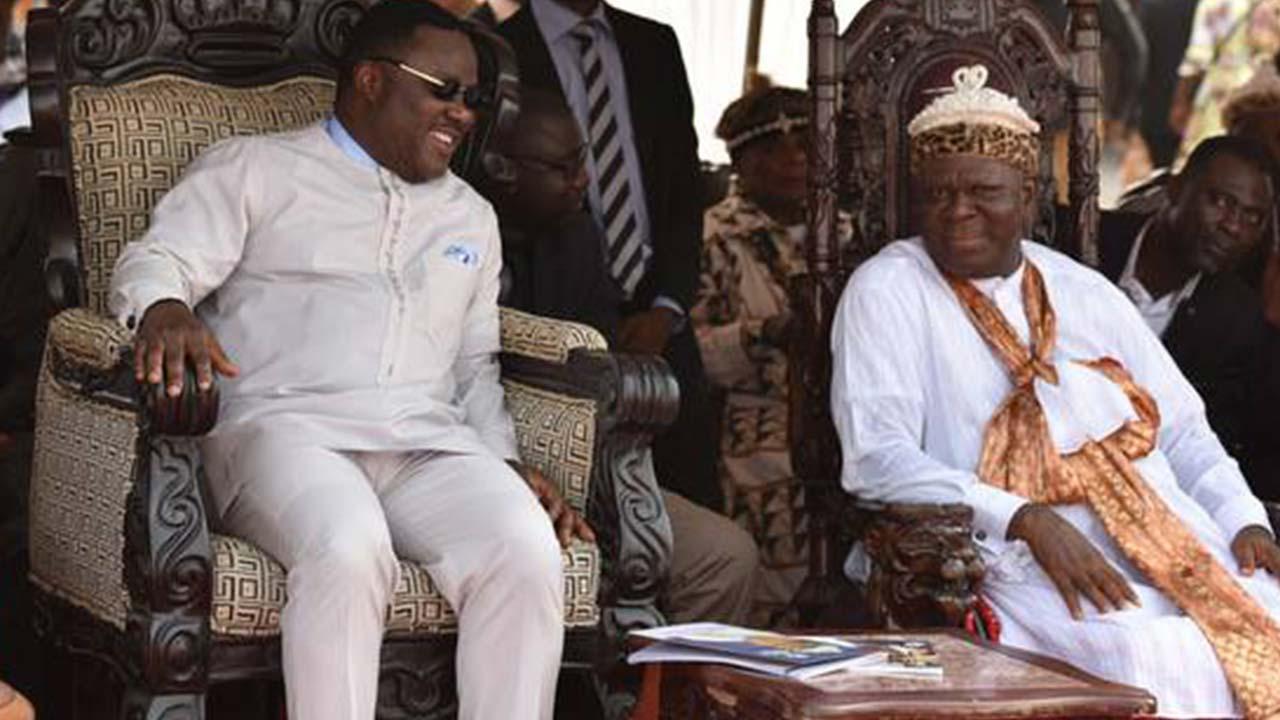 Obong of Calabar asks governor Ayade to step aside