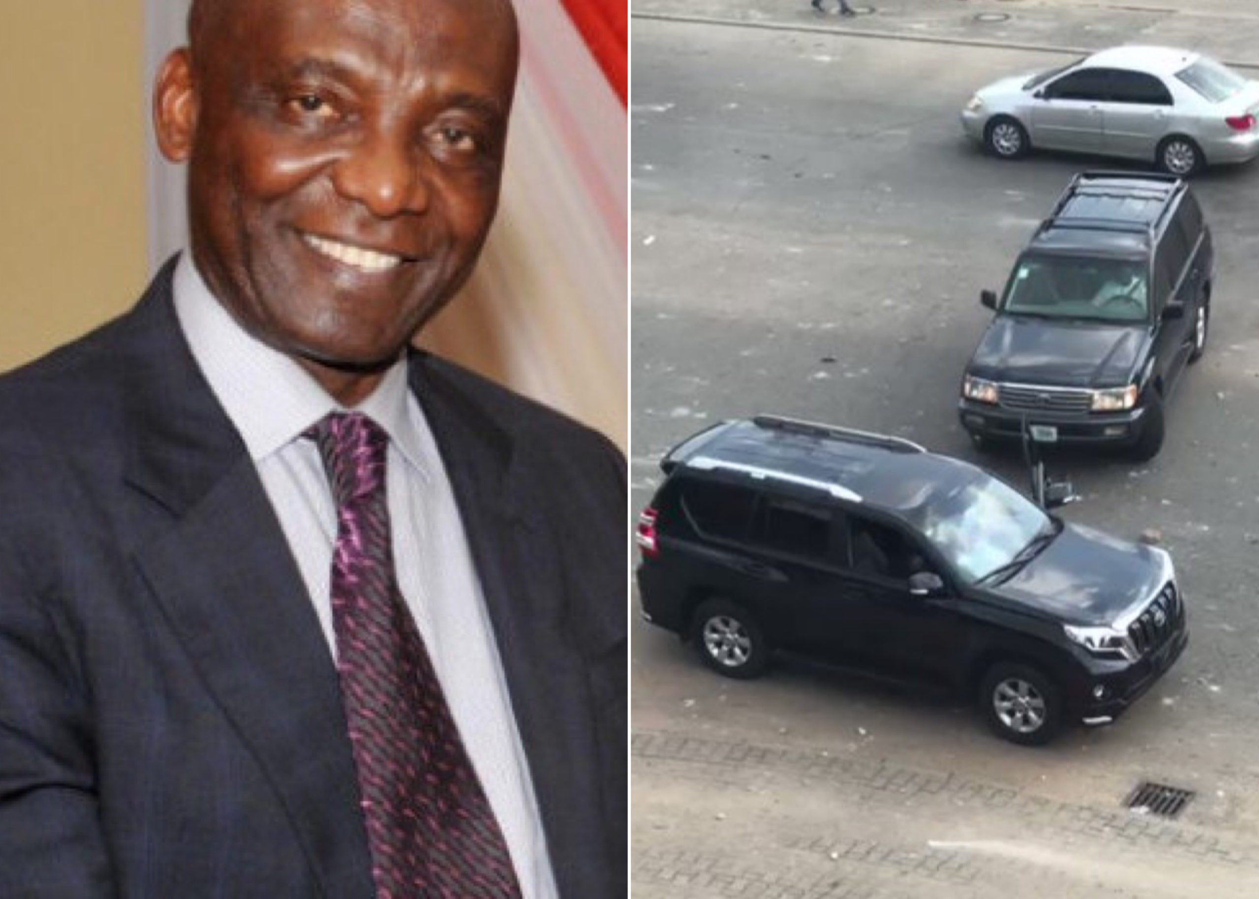 Senator's aides conveyed thugs who attacked #EndSARS protesters – Ex-DSS director