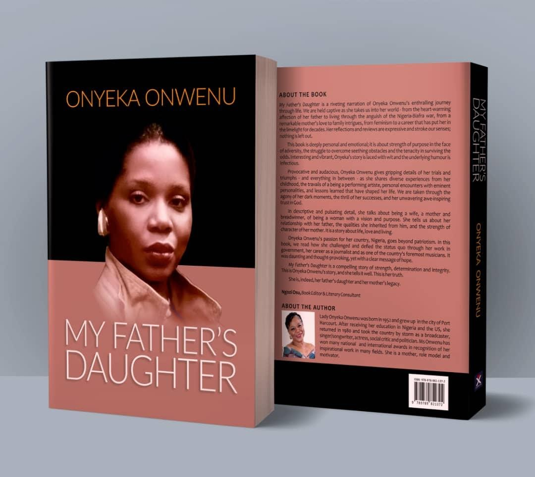 My Father's Daughter by Onyeka Onwenu