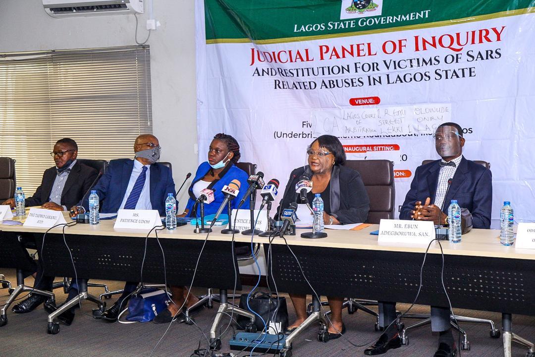 #EndSARS: Lawyers ask court to disband Lagos judicial panel