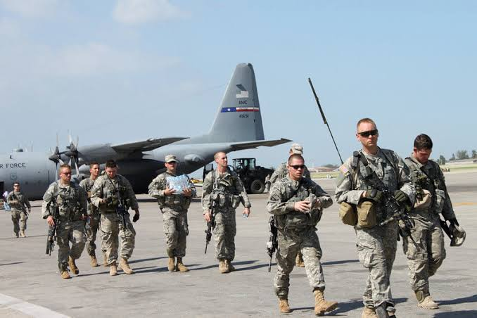 US forces rescue abducted American in Nigeria