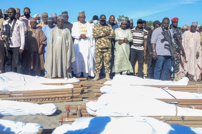 We informed military of attack but nothing was done – Survivor of Borno killing