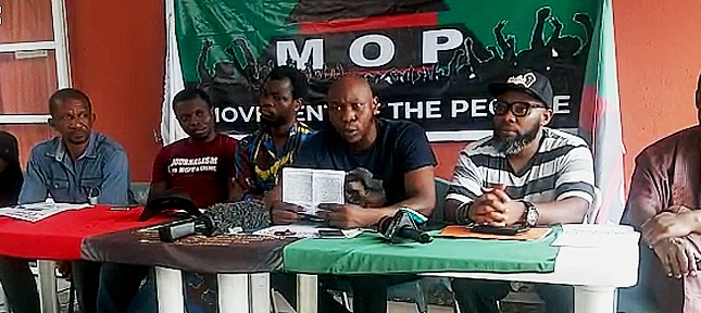 Seun Kuti defies LASG, police, revives father's political movement