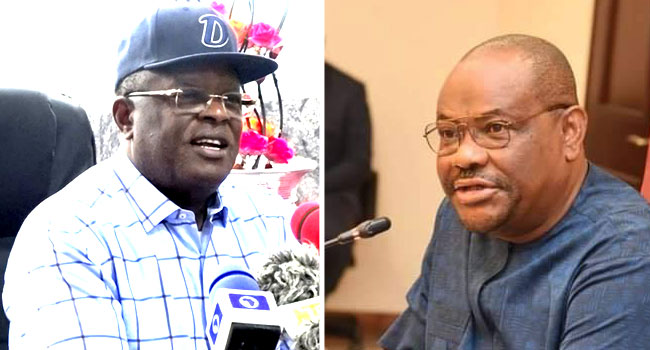 Wike slams Umahi, says he is wrong for calling him a dictator