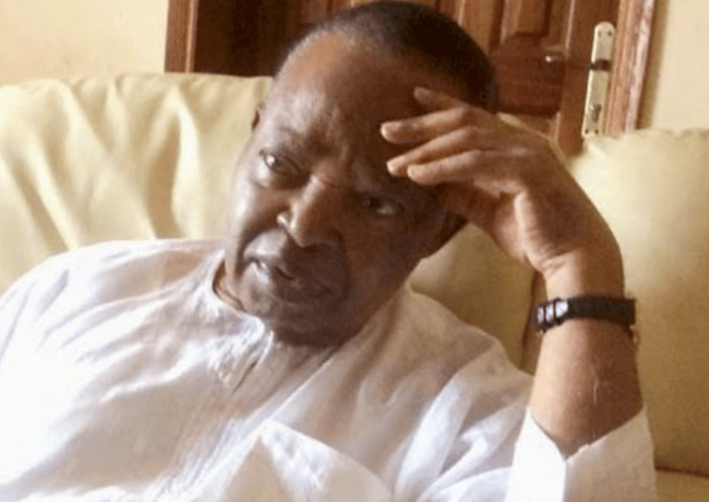 Ayade orders commissioner to nurse ailing former Senate president, Wayas in London