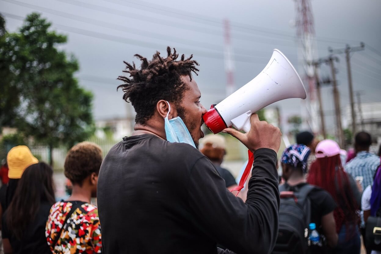 BREAKING: Court grants N1m bail to #Endsars protester,Eromosele