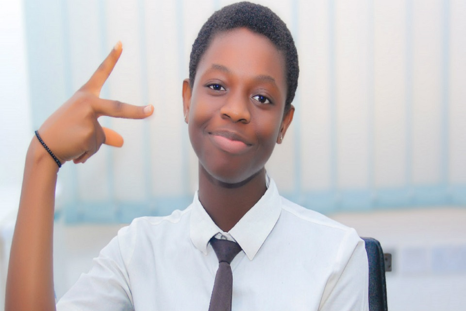 14 year old takes home winning prize in UBA Foundation's national essay competition