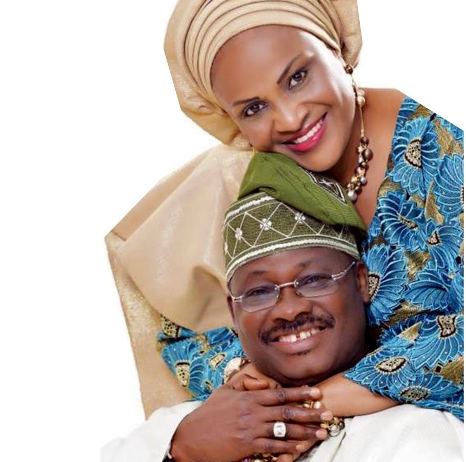 Florence Ajimobi celebrates her late husband on 40th wedding anniversary