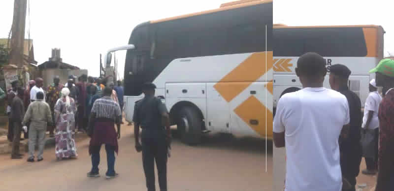 Suspected herdsmen 'invade' Ibadan community in luxury buses