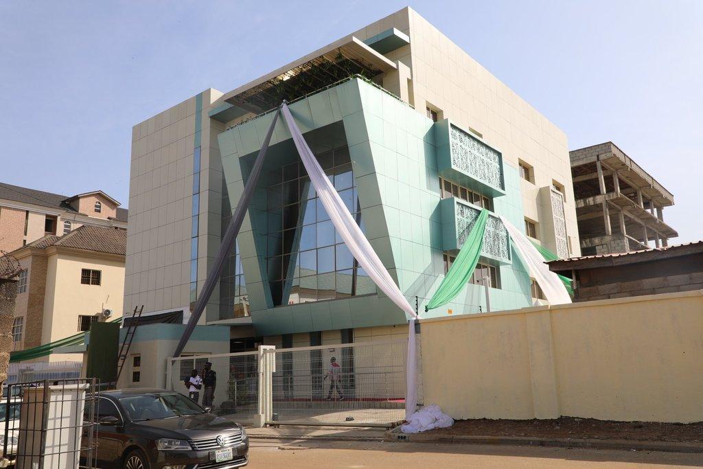 Nigeria gets first robotics, artificial intelligence centre