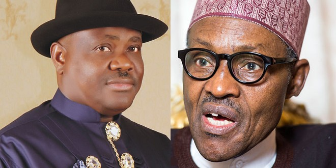 Buhari will set Nigeria on 'fire' if he refuses to implement people's demands – Wike