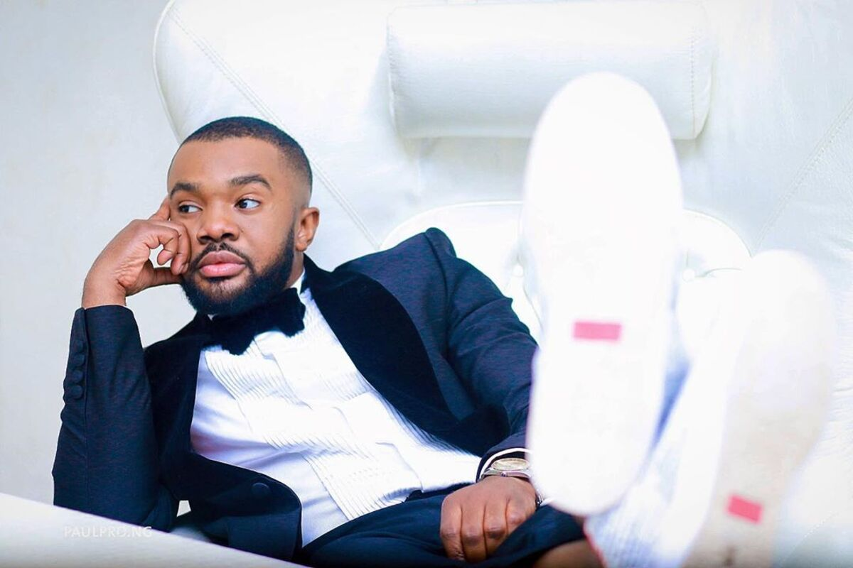 Nollywood actor, Williams Uchemba reacts to gay allegation