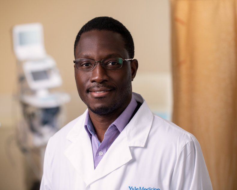 Onyema Ogbuagu: The Nigerian leading COVID-19 vaccine research in US