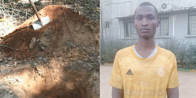 Police nab abductor of 8 year-old girl who killed her despite receiving ransom