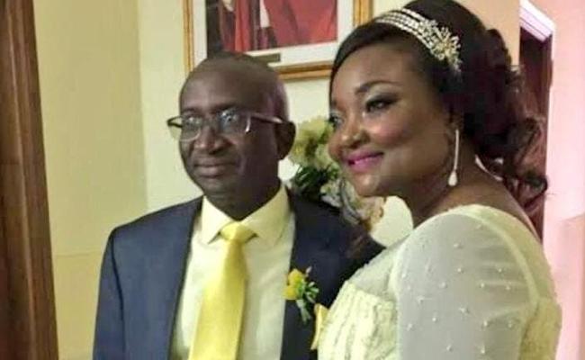 Victor Ndoma-Egba loses wife in auto crash
