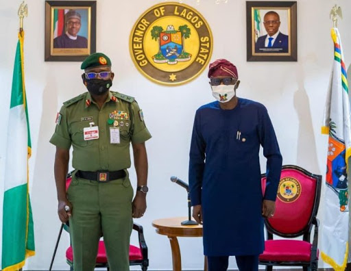 We're unhappy Sanwo-Olu denied inviting Army, General tells panel