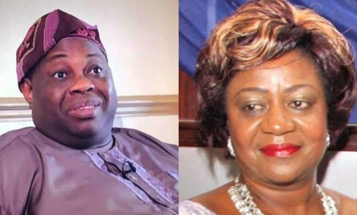 Dele Momodu and Lauretta Onochie's social media war continues