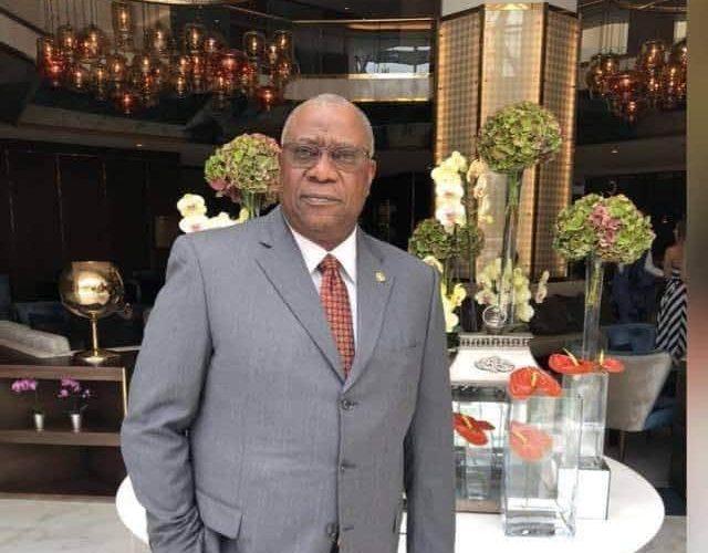 Joe Aikhomu, Ocean Marine chairman, dies of COVID-19 complications
