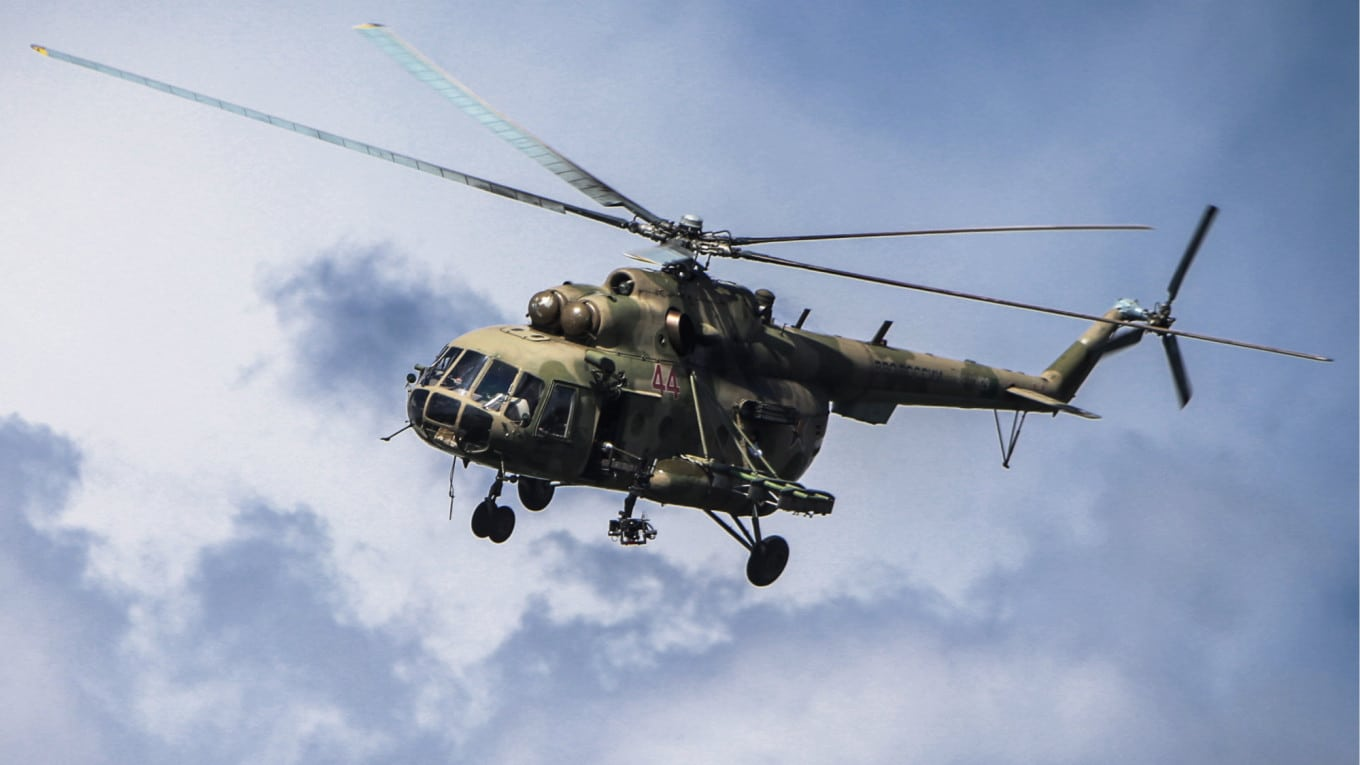 Army begins air surveillance to search out officials of ESN