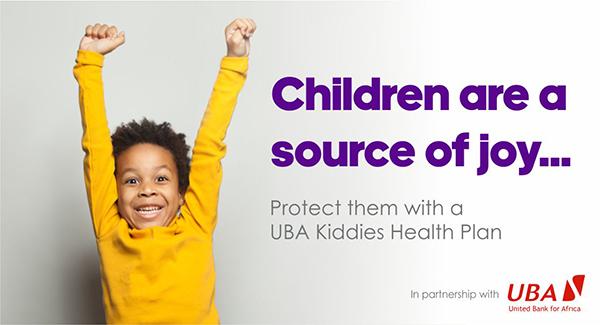 UBA, AVON partner on health plans for children, account holders to enjoy free access